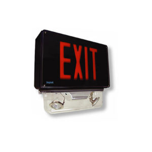 Combination Exit / Emergency Lighting
